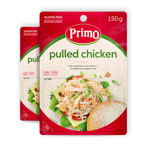 Primo Pulled Chicken 150g